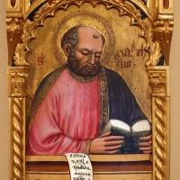 Maestro ferrarese, quattro evangelisti e san maurelio, 1390 ca. 05 marco - Sailko - Ferrara (FE)