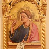 Maestro ferrarese, quattro evangelisti e san maurelio, 1390 ca. 07 giovanni - Sailko - Ferrara (FE)