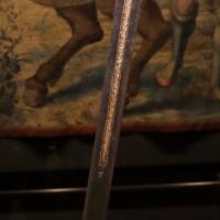 Manifattura franco-italiana (elsa) e lama di piero antonio cataldo, spada di francesco I, 1505-10 (parigi, musée de l'armée) 01 - Sailko - Ferrara (FE)