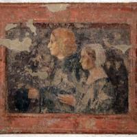 Michele coltellini, garofalo e nicolò pisano, storie della vergine e ritratti di committenti, 1499, dall'oratorio di s.m. della concezione o della scala a ferrara 04 - Sailko - Ferrara (FE)
