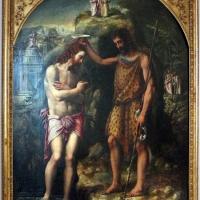 Michele tosini, battesimo di cristo, 01 - Sailko - Ferrara (FE)