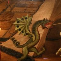 Paolo uccello, san giorgio e il drago, 1440 ca. (jacquemart-andré) 05 - Sailko - Ferrara (FE)