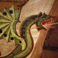 Paolo uccello, san giorgio e il drago, 1440 ca. (jacquemart-andré) 06 - Sailko - Ferrara (FE)
