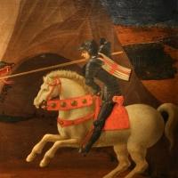 Paolo uccello, san giorgio e il drago, 1440 ca. (jacquemart-andré) 08 - Sailko - Ferrara (FE)