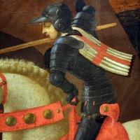 Paolo uccello, san giorgio e il drago, 1440 ca. (jacquemart-andré) 10 - Sailko - Ferrara (FE)