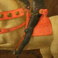 Paolo uccello, san giorgio e il drago, 1440 ca. (jacquemart-andré) 11 - Sailko - Ferrara (FE)