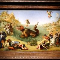 Piero di cosimo, perseo libera andromeda, 1510-13 (uffizi) 01 - Sailko - Ferrara (FE)