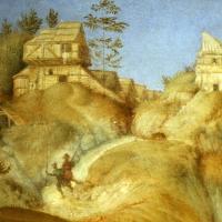 Piero di cosimo, perseo libera andromeda, 1510-13 (uffizi) 02 - Sailko - Ferrara (FE)