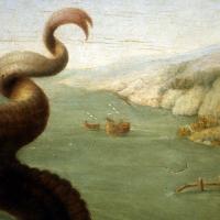 Piero di cosimo, perseo libera andromeda, 1510-13 (uffizi) 07 - Sailko - Ferrara (FE)