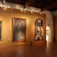Pinacoteca nazionale di ferrara, nuova sala del bastianino - Sailko - Ferrara (FE)