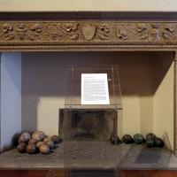 Pinacoteca nazionale di ferrara, salone di palazzo dei diamanti, camino - Sailko - Ferrara (FE)