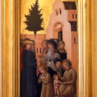 Pittore veneziano, storie di santa marina, 1350 ca. 01 - Sailko - Ferrara (FE)