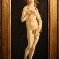 Sandro botticelli e bottega, venere pudica, 1485-90 ca. (galleria sabauda) 01 -  - Ferrara (FE)