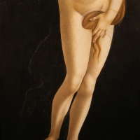 Sandro botticelli e bottega, venere pudica, 1485-90 ca. (galleria sabauda) 03 -  - Ferrara (FE)