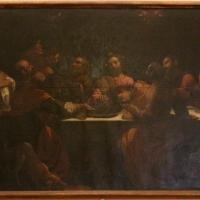 Scarsellino, ultima cena tra due scene di preparazione, da ospedale rizzoli a bologna, 03 - Sailko - Ferrara (FE)