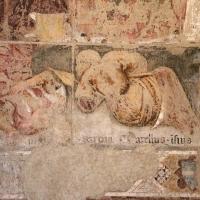 Serafino de' serafini, allegoria di sant'agostino come maestro dell'ordine, 1361-93 ca, da s. andrea a ferrara 04 - Sailko - Ferrara (FE)
