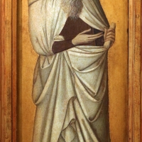 Stefano da venezia, polittico con santi, 1350-1400 ca., da s. paolo a ferrara 05 sant'elia - Sailko - Ferrara (FE)