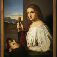 Vincenzo catena, giuditta con la testa di oloferne, 1525 ca. (venezia, fond. querini stampalia) 01 - Sailko - Ferrara (FE)