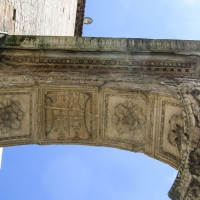 Monument to Niccolò III d'Este (Ferrara) - Detail - Nicola Quirico - Ferrara (FE)