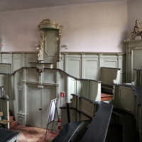 Ferrara, palazzo paradiso, teatro anatomico 04 - Sailko - Ferrara (FE)
