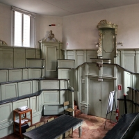 Ferrara, palazzo paradiso, teatro anatomico 03 - Sailko - Ferrara (FE)