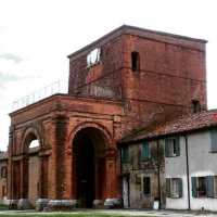 Torrione d'ingresso al castello - Alessandro1965B - Voghiera (FE)