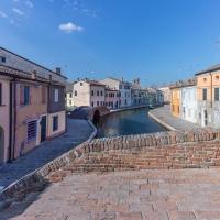 Centro storico di Comacchio - Ponte dei Sisti - Vanni Lazzari - Comacchio (FE)
