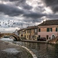 La città incantata - Francesco-1978 - Comacchio (FE)