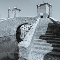 Trepponti in Bianco e nero - Vanni Lazzari - Comacchio (FE)