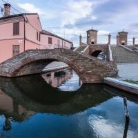 Trepponti - Comacchio - - Vanni Lazzari - Comacchio (FE)