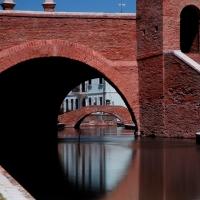 Il riflesso dei Trepponti - GianlucaMoretti - Comacchio (FE)