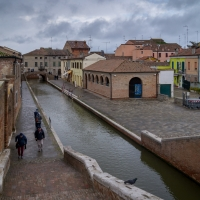 Vista dai Trepponti di Comacchio - Federico Palestrina - Comacchio (FE)