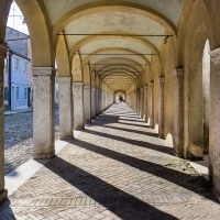 Portico dei Cappuccini - Comacchio - Vanni Lazzari - Comacchio (FE)