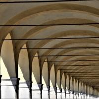 Loggiato dei Cappuccini, la volta e le arcate - GianlucaMoretti - Comacchio (FE)