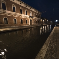 Palazzo Bellini by night - Quart1984 - Comacchio (FE)