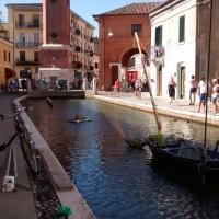 Alla fine del corso - Marmarygra - Comacchio (FE)