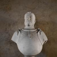 Busto Virile, Palazzina di Marfisa d'Este - Nicola Quirico - Ferrara (FE)