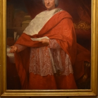 Anton von Maron Ritratto del Cardinale Gian Maria Riminalidi Palazzo Bonacossi (Ferrara) - Nicola Quirico - Ferrara (FE)