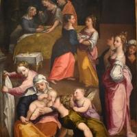 Gaspare Venturini (attribuito) Natività della Vergine - Nicola Quirico - Ferrara (FE)