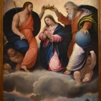 Gaspare Venturini (attribuito) Incoronazione della Vergine - Nicola Quirico - Ferrara (FE)