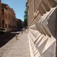 Triangoli in successione - Marmarygra - Ferrara (FE)