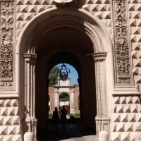 Un arco dietro l'altro - Marmarygra - Ferrara (FE)