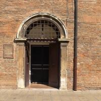 Cortile palazzo dei Diamanti Ferrara 01 - Nicola Quirico - Ferrara (FE)