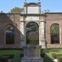 Cortile palazzo dei Diamanti Ferrara 02 - Nicola Quirico - Ferrara (FE)