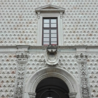 Ingresso del Palazzo dei Diamanti - Aivalfantastic - Ferrara (FE)