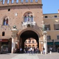 Ferrara, palazzo municipale (08) - Gianni Careddu - Ferrara (FE)