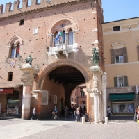 Ferrara, palazzo municipale (07) - Gianni Careddu - Ferrara (FE)