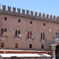 Ferrara, palazzo municipale (03) - Gianni Careddu - Ferrara (FE)