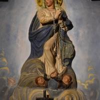 Madonna, Cappella, Delizia di Belriguardo - Nicola Quirico - Voghiera (FE)