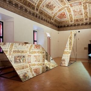 Castello Estense - Salone dei Giochi foto di: |Le immagini| - Archivio privato